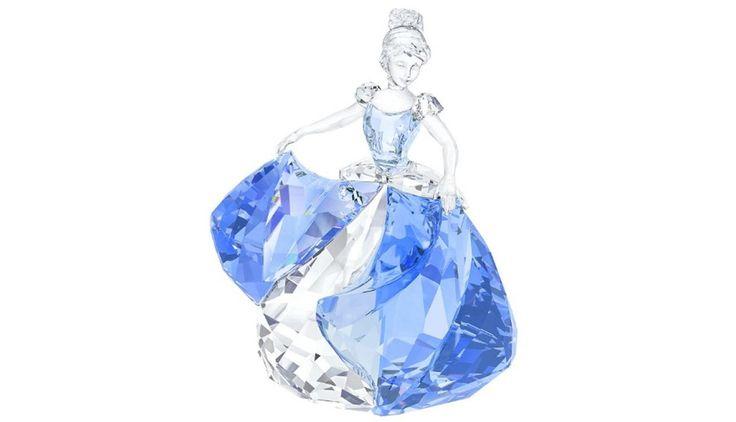 Have Courage and be kind. #Swarovski #crystal #cinderella