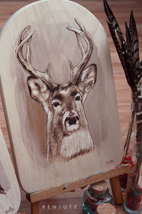 990 best Pyrography inspiration images on Pinterest