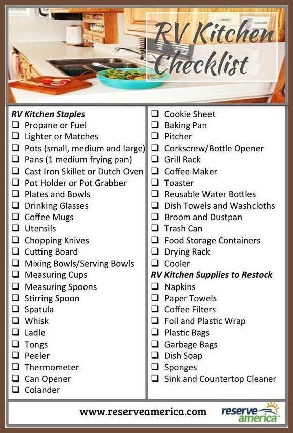 Best 25+ Rv camping checklist ideas on Pinterest Camper list - camping checklist template