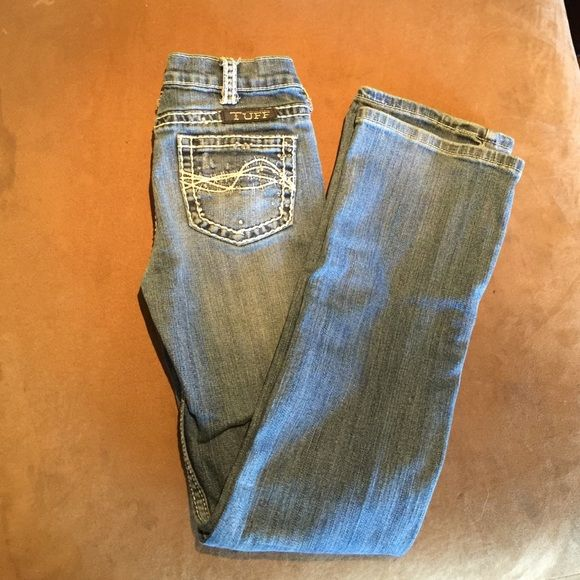 Girls Cowgirl Tuff jeans size 10 Barely worn girls jeans Cowgirl Tuff Jeans