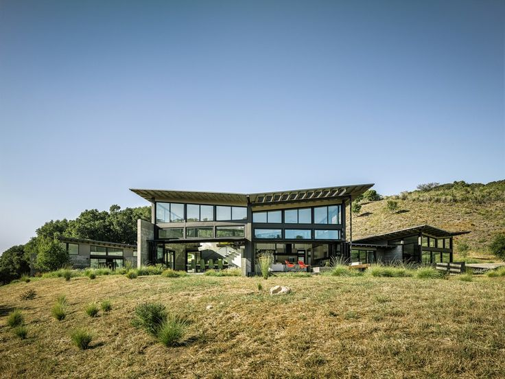 Butterfly House / Feldman Architecture