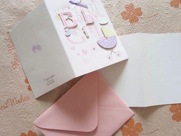 Новорожденные родились полнолуние открытки Девочки мальчик Ста дней рождения карты мужской и женский пол ребенок карты