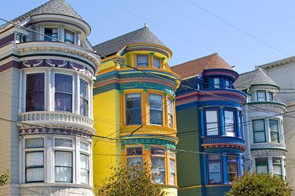 San Francisco—and specifically the Haight-Ashbury neighborhood—was ground zero for the Sixties counterculture movement. Today, you'll find a Ben & Jerry's at the famous intersection, but the area still attracts those seeking peace and love. While you're there, stroll by the Grateful Dead house.