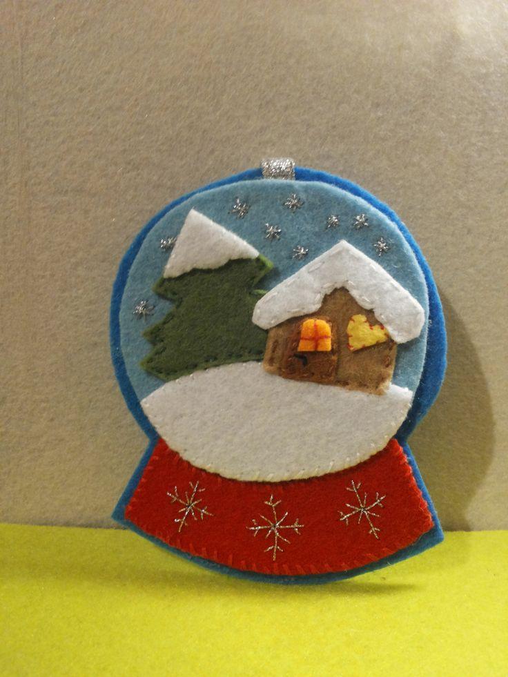 Snowball / kula śnieżna