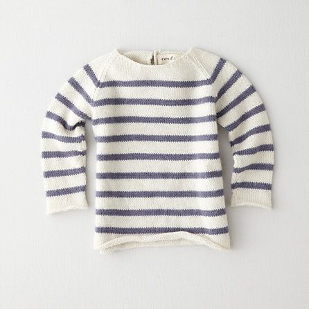 ·|·  Lucien Striped Sweater
