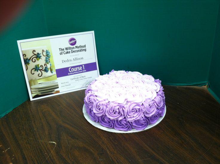 Wilton Cake Decorating Classes At Hobby Lobby