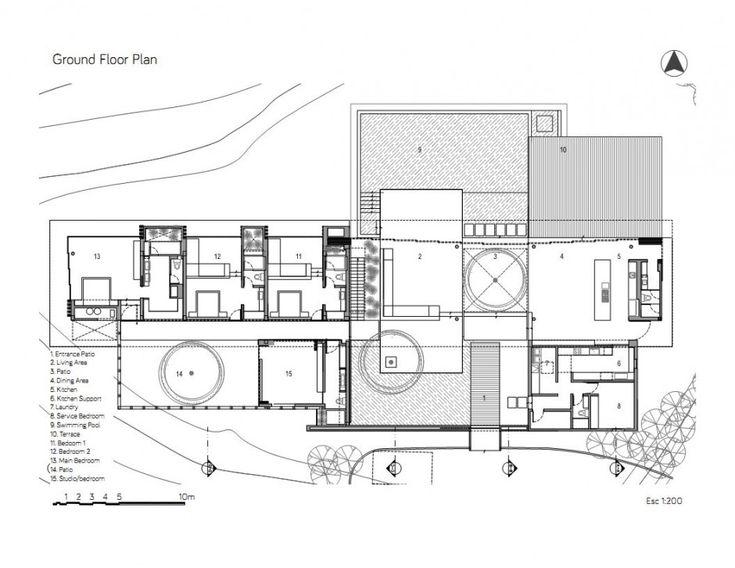 Mejores 155 im genes de plans en pinterest espacios for Arquitectura 5 de mayo plan de estudios