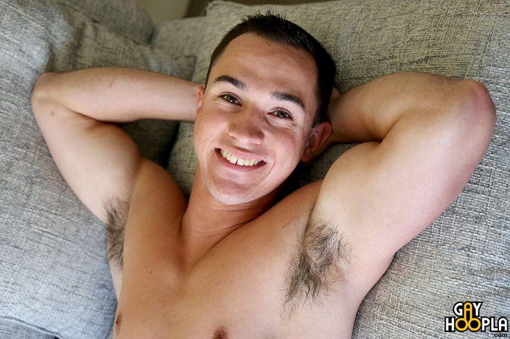 hairy, sweaty, smelly men's armpits
