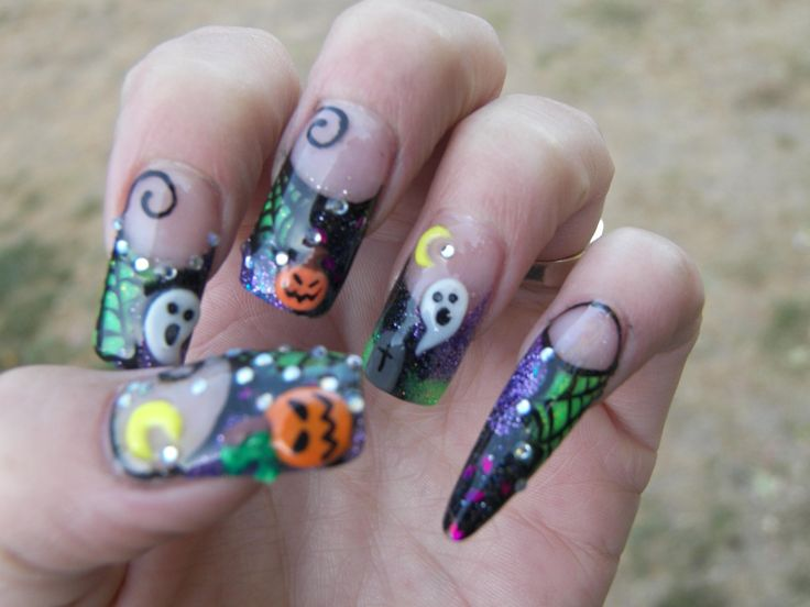 Cute Best Barry M Nail Polish Small Easy To Do Christmas Nail Art Shaped Style Me Up Nail Art Kit How To Matte Nail Polish Old Nail Polish On Ring Finger BlackBeautiful Nail Polish 1000  Images About DIY Halloween Nails On Pinterest | Popular ..