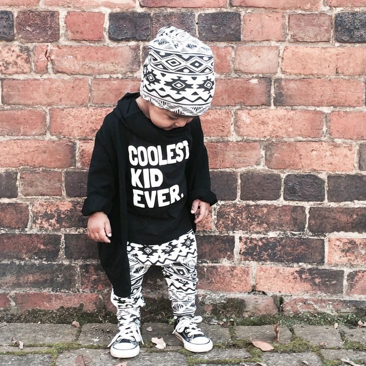 Aztec Print Harem Pants & Slouchy Beanie Hat Set for Baby and Toddler - Hipster Baby Harem Pants - Black and Ivory Aztec Print by BubbalubzBabyWear on Etsy https://www.etsy.com/listing/250407903/aztec-print-harem-pants-slouchy-beanie