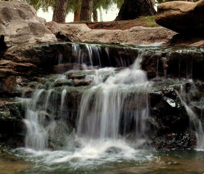 ✶ Rancho Park Waterfall - Simi Valley, CALIFORNIA ✶