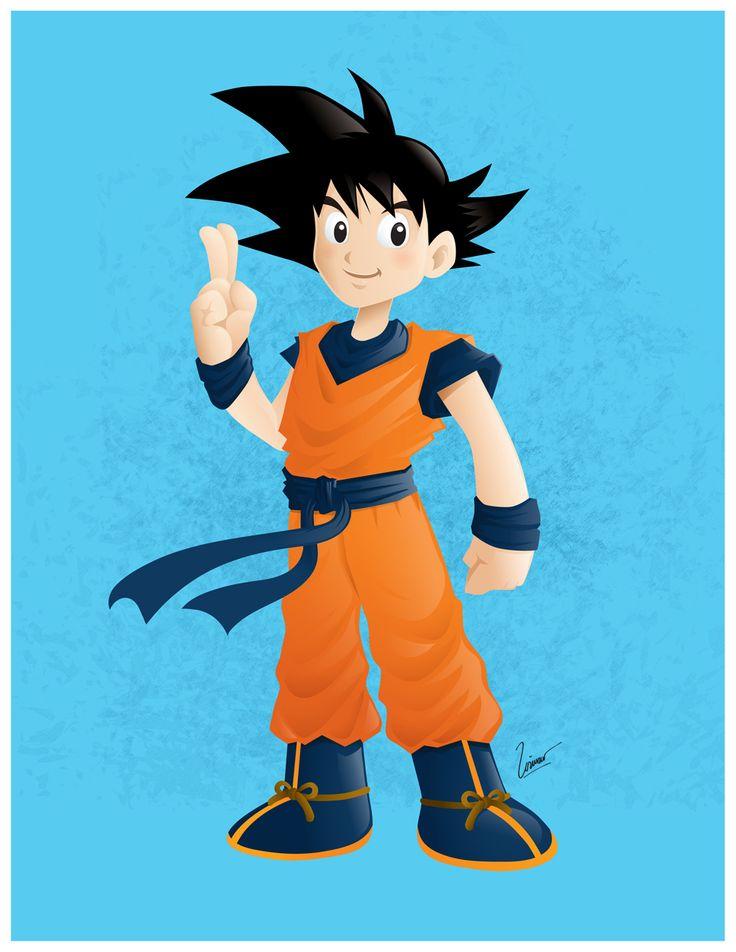 Son Goku - ka me ha me.... haaaa!