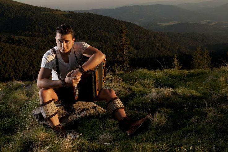 Andreas Gabalier: I'm shy