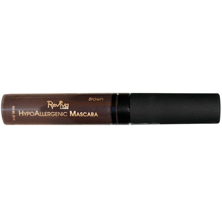 £3.09. Reviva Labs, HypoAllergenic Mascara, Superlash Brown, .25 oz. IHerb.com