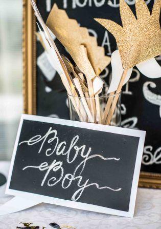 Babyparty, Babyparty Deko, Babyshower, Rezepte & Ideen am Blog, Baby, Dekorationsideen, Photo Booth, Fun, Baby Party