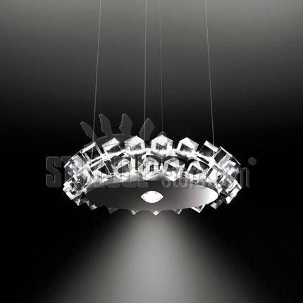 Cini&Nils Collier Due Lampada da interni, a sospensione o sopratavolo, a led, dimmerabile, a doppia emissione luminosa.