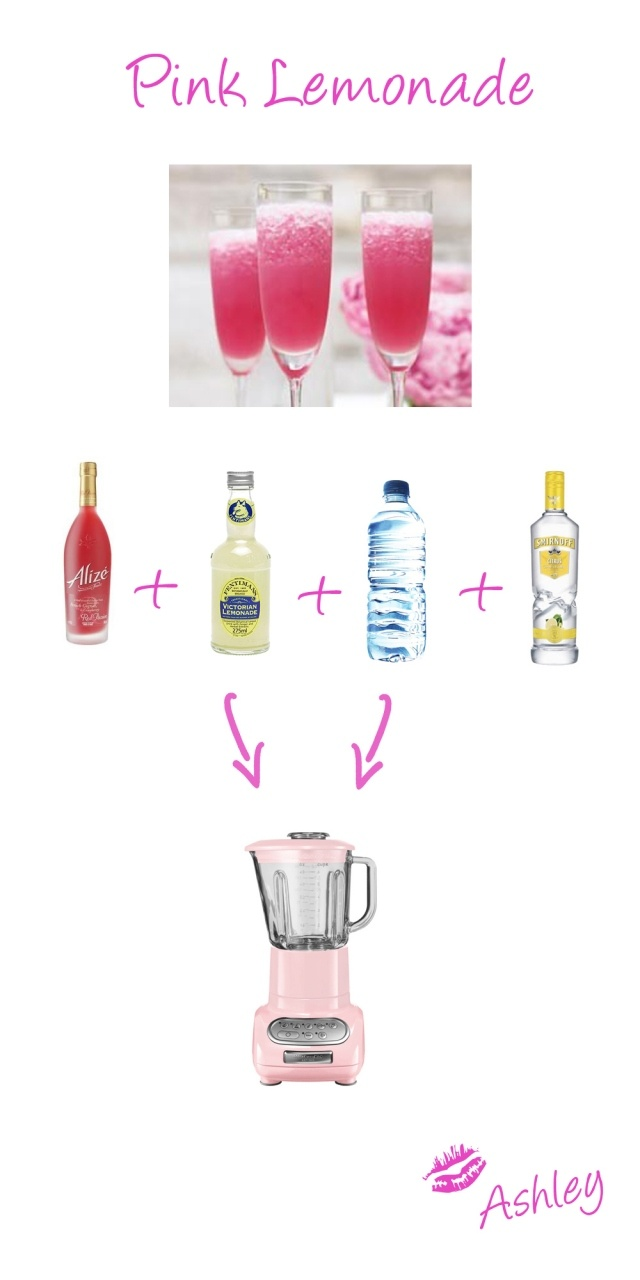 Pink Lemonade - @Madeleine B Croft it's about that time again ;)
