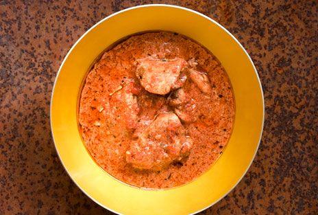 Murgh makhani - indisk smörkyckling   Recept från Köket.se