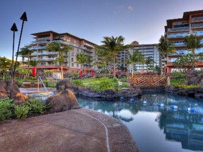 Honua Kai condo in Maui