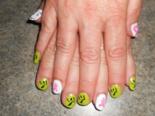 OMG I love these! Zumba nails yesss!Addiction Zumba, Nails Art, Addict Zumba, Zumba Baby, Zumba Wear, Uñas Zumba, Nails Hair Make Up, Zumba Nails, Living Love Zumba