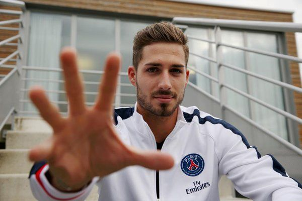 """Kevin Trapp : """"I wanna to be like Oliver Kahn."""" Exclusive interview tomorrow in Le Parisien"""