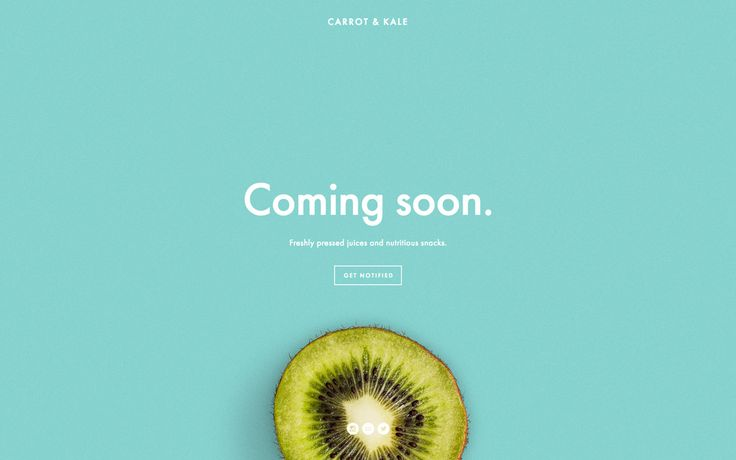 Simple Landing Page Builder - Cover Pages — Squarespace