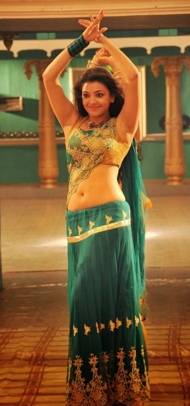 KAJAL SEXY DANCE BEFORE HER FATHER