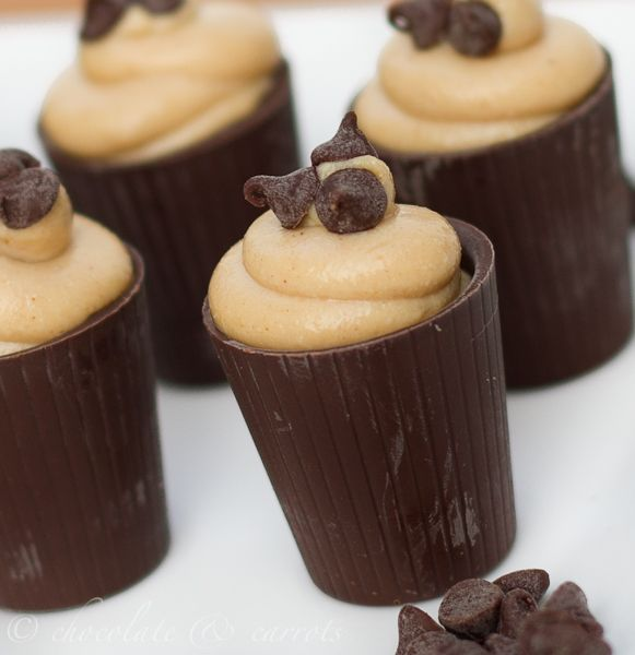 ... Chocolate on Pinterest | Peanut butter mousse, Peanut butter blossoms