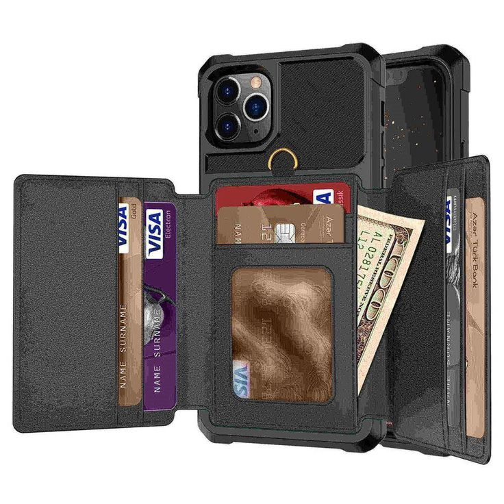 for iPhone 11 Pro X XR XS Max Case,WEFOR Credit Card