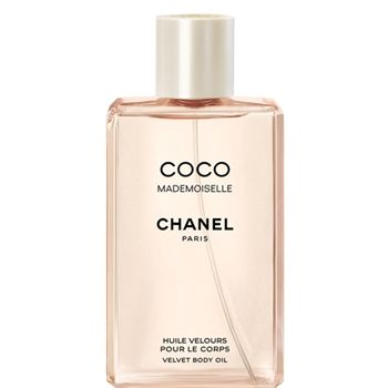 CHANEL - COCO MADEMOISELLE  VELVET BODY OIL SPRAY More about #Chanel on http://www.chanel.com