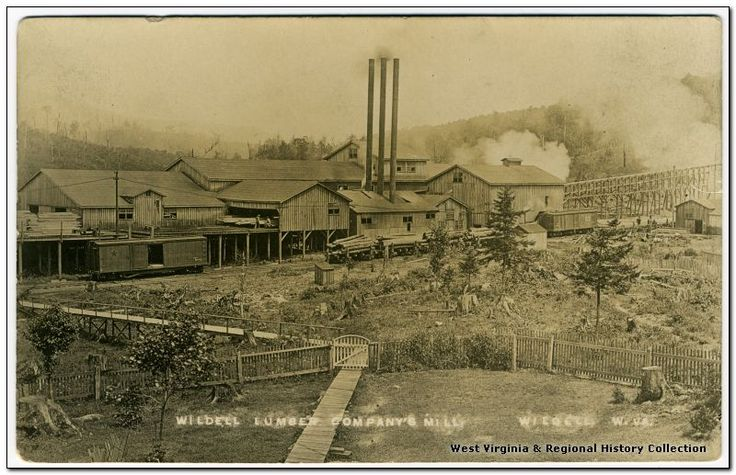 Towns Virginia Times West Current Coal