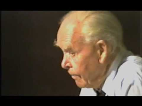 Dr. John Bowlby, founder of Attachment Theory, explains how the mother/father/child relationship forms the foundation for all intimate, complex relationships in our lives. This is a Lifespan Learning Institute video.