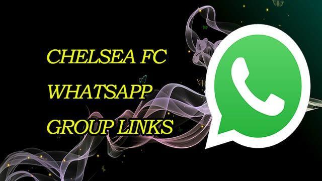 New Chelsea FC WhatsApp Group Links | Whatsapp Groups in