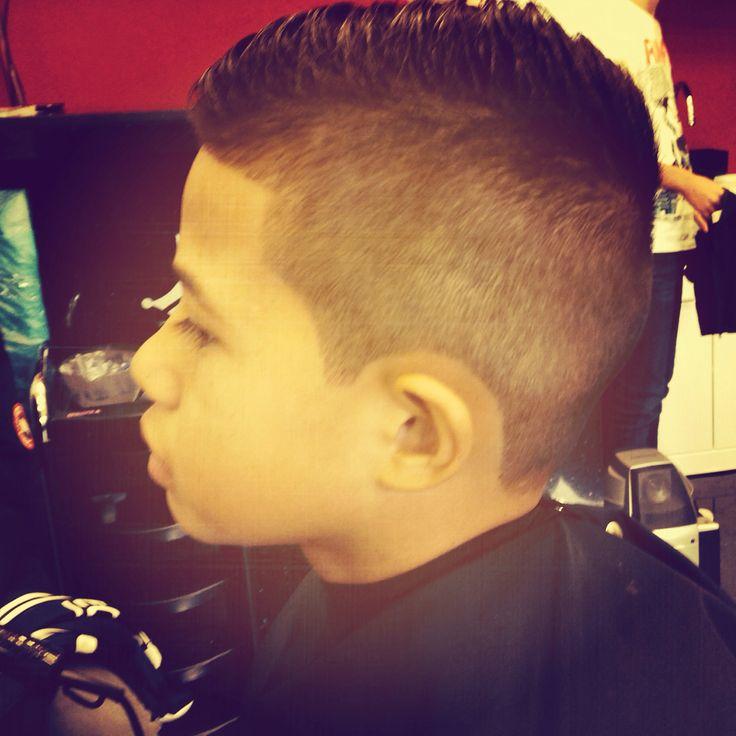 New haircut......