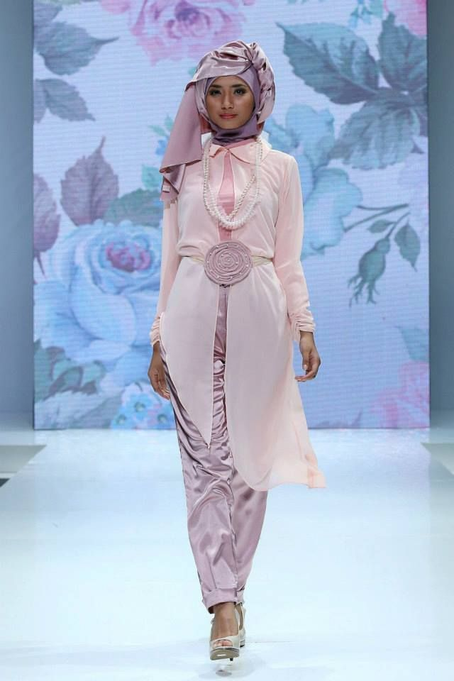 "Andianara Design ""Precious Newness"", Indonesia Islamic Fashion Fair 2013"