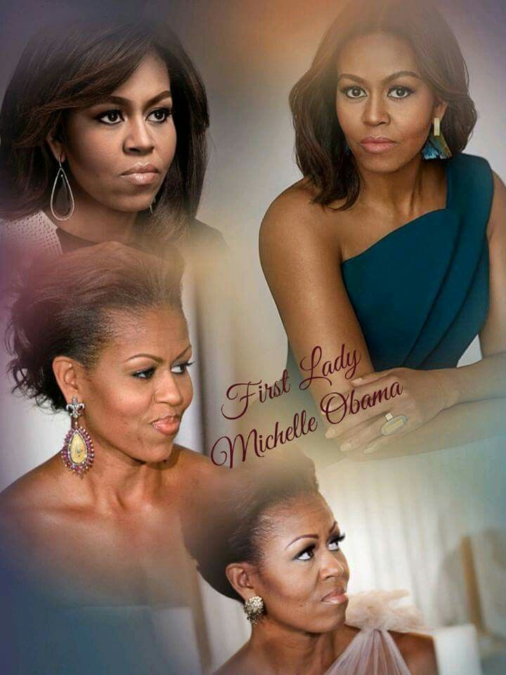 FLOTUS...First Lady Michelle Obama