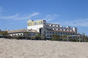 Hotel Ibersol Sorra d Or  Description: In hotel Sorra d'Or geniet je zeker van de beste ligging in Malgrat de Mar. Je stapt zo het centrum in met zijn gezellige winkeltjes. Of geniet van het strand dat direct aan het hotel ligt. De...  Price: 214.00  Meer informatie  #beach #beachcheck #summer #holiday