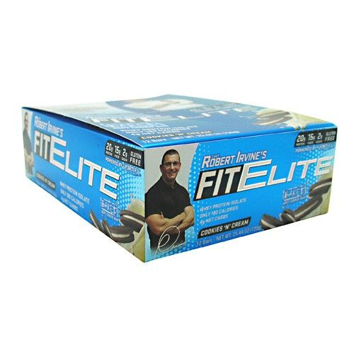 FortiFX Fit Elite Gourmet Protein Bars