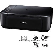 Canon PIXMA MG2120 Inkjet Photo All-In-One Printer Copier Scanner