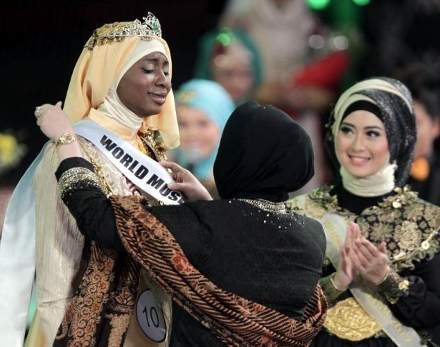 Miss muslimah world 2013