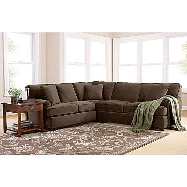 Linden Street Danbury 2 Pc Sectional Jcpenney 1400