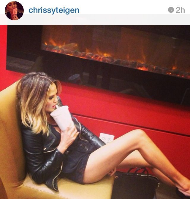 Hair Envy Christie Teigen