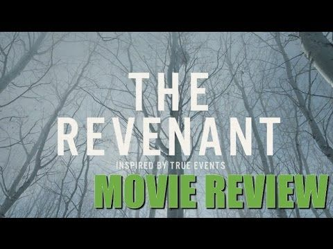 The Revenant | Movie Review Give that man an Oscar!!!! The Revenant is the latest movie from Alejandro G. Iñárritu and it pits Leonardo DiCaprio against Tom Hardy, a bear and Mother Nature herself. #therevenant #therevenantmovie #AlejandroGIñárritu #leonardodicaprio #tomhardy #domnhallgleeson #willpoulter #birdman #bane