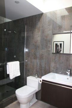 Modern Bathroom - modern - bathroom - los angeles - See Construction