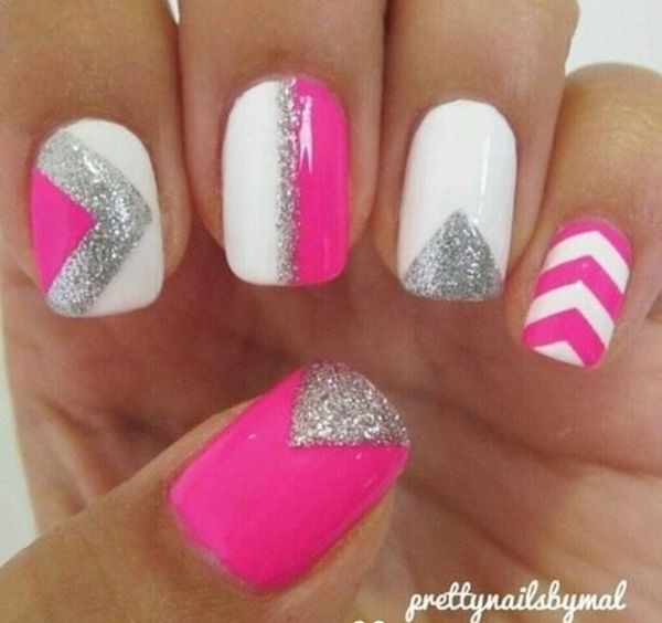 50+ Acrylic Nail Designs | Cuded