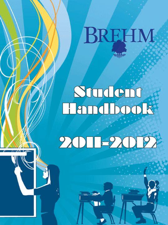 Hand Book Cover Design ~ Best student handbook images on pinterest