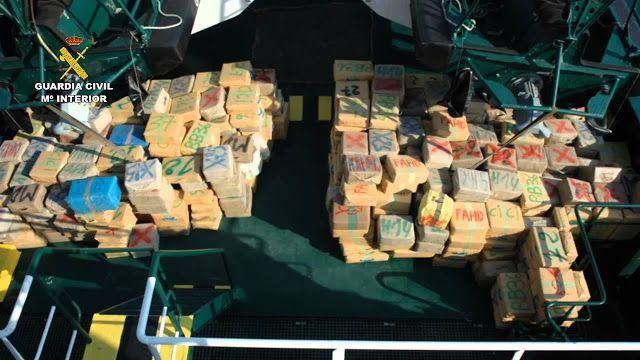 El Confidencial Saharaui.   Noticias del Sáhara Occidental.: 19 Detenidos de una banda de narcos que llevaba dr...