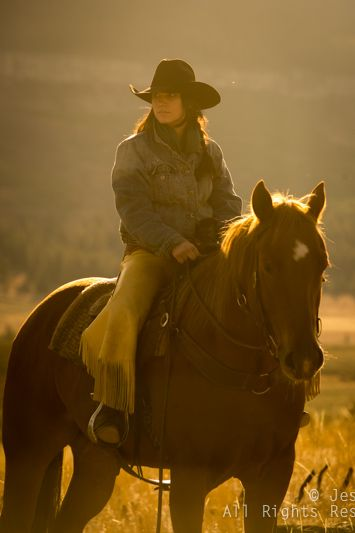 Wyoming Cowgirl_0841
