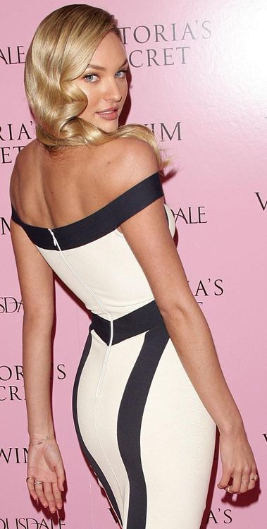 Victoria Secret Celebrate 2010 Swim Season in LA ~ Candice Swanepoel