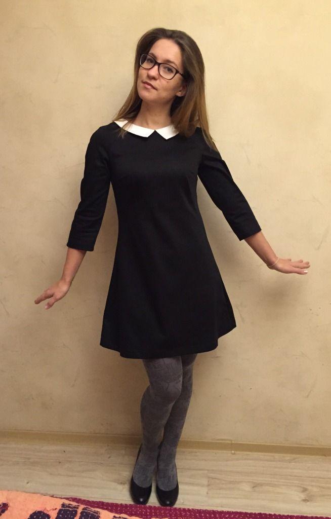 Ksenia's Francoise dress